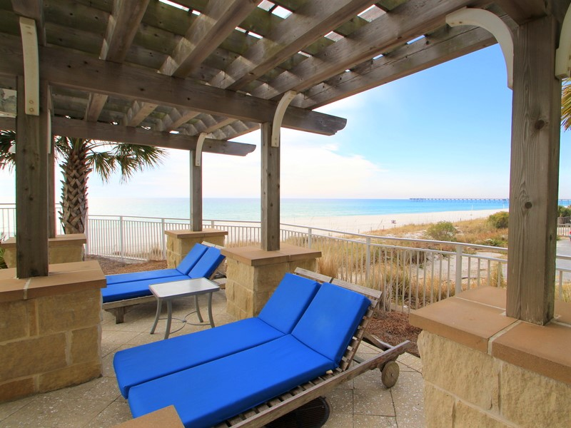 Aqua 1002 3 Bedrooms Wi-Fi Beachfront Sleeps 9 Condo rental in Aqua Resort in Panama City Beach Florida - #25