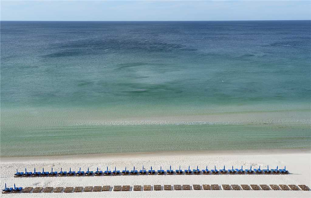 Aqua 1002 3 Bedrooms Wi-Fi Beachfront Sleeps 9 Condo rental in Aqua Resort in Panama City Beach Florida - #28
