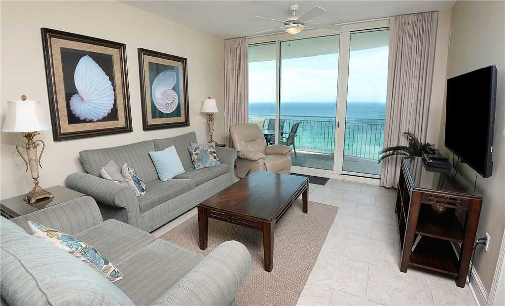 Aqua 1403 3 Bedrooms Beachfront Wi-Fi Sleeps 10 Condo rental in Aqua Resort in Panama City Beach Florida - #1