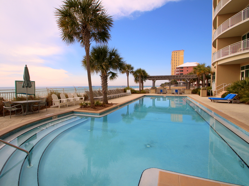 Aqua 1403 3 Bedrooms Beachfront Wi-Fi Sleeps 10 Condo rental in Aqua Resort in Panama City Beach Florida - #3