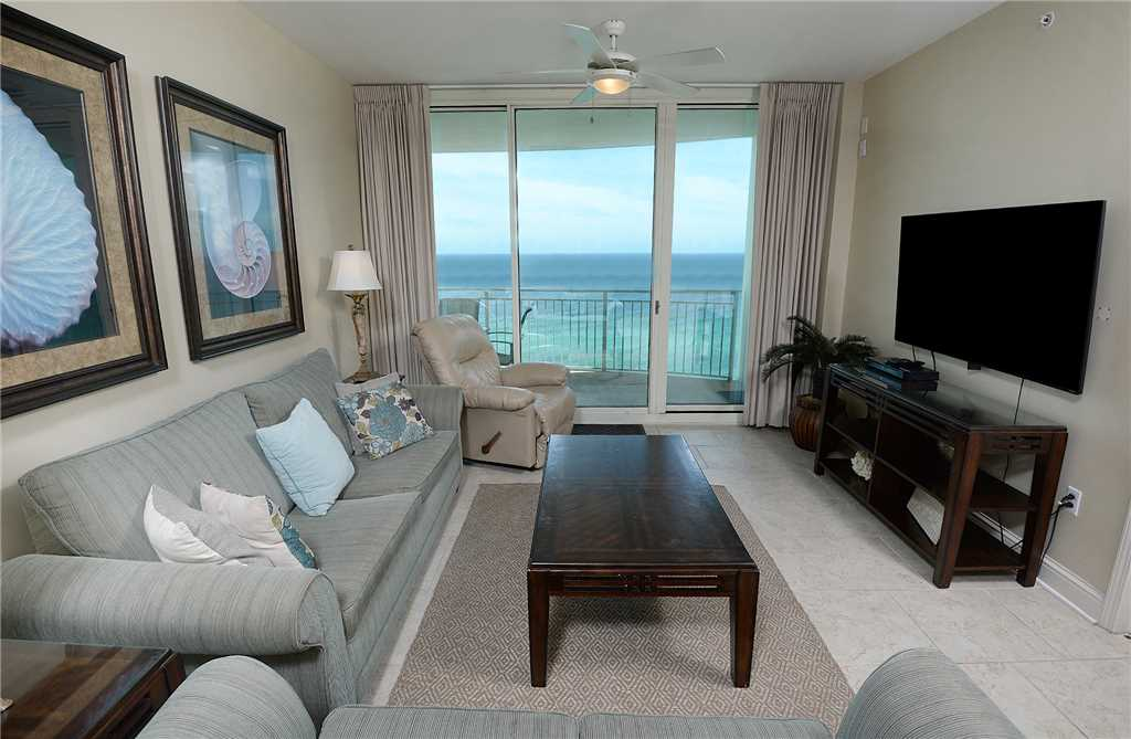 Aqua 1403 3 Bedrooms Beachfront Wi-Fi Sleeps 10 Condo rental in Aqua Resort in Panama City Beach Florida - #4
