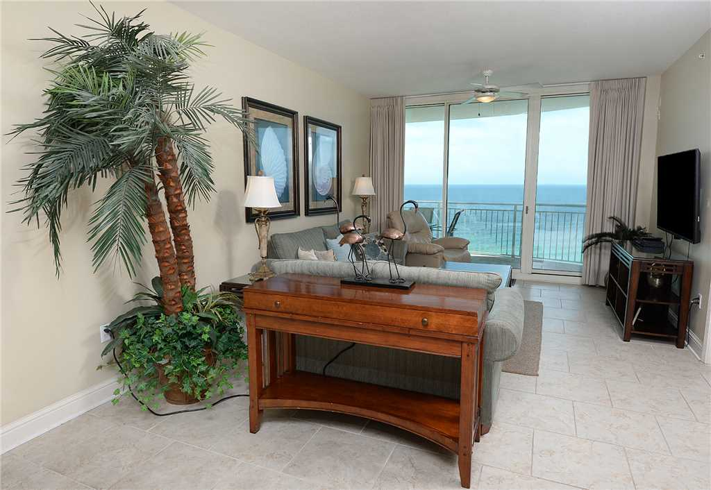 Aqua 1403 3 Bedrooms Beachfront Wi-Fi Sleeps 10 Condo rental in Aqua Resort in Panama City Beach Florida - #7
