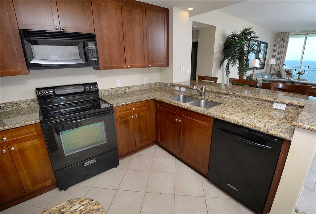 Aqua 1403 3 Bedrooms Beachfront Wi-Fi Sleeps 10 Condo rental in Aqua Resort in Panama City Beach Florida - #9