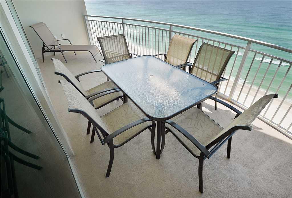 Aqua 1403 3 Bedrooms Beachfront Wi-Fi Sleeps 10 Condo rental in Aqua Resort in Panama City Beach Florida - #24