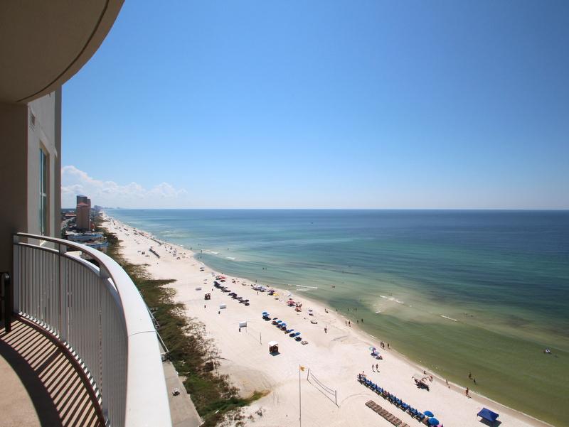 Aqua 1403 3 Bedrooms Beachfront Wi-Fi Sleeps 10 Condo rental in Aqua Resort in Panama City Beach Florida - #25