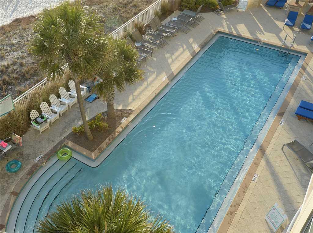 Aqua 1403 3 Bedrooms Beachfront Wi-Fi Sleeps 10 Condo rental in Aqua Resort in Panama City Beach Florida - #27