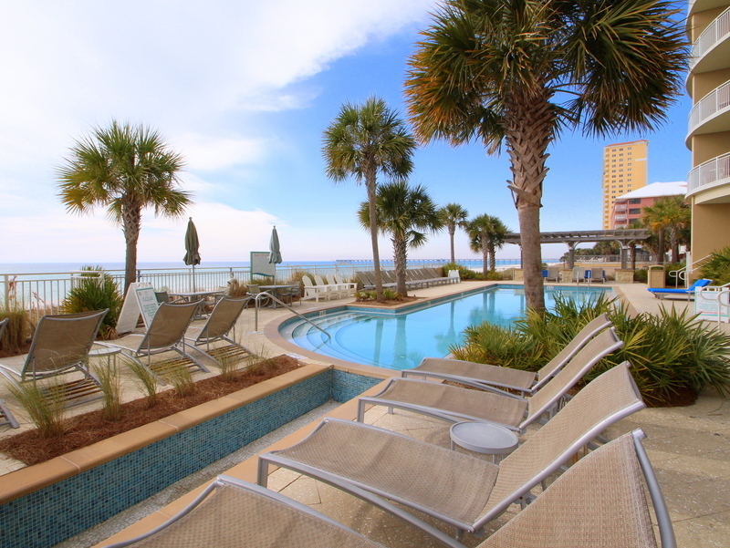 Aqua 1403 3 Bedrooms Beachfront Wi-Fi Sleeps 10 Condo rental in Aqua Resort in Panama City Beach Florida - #28