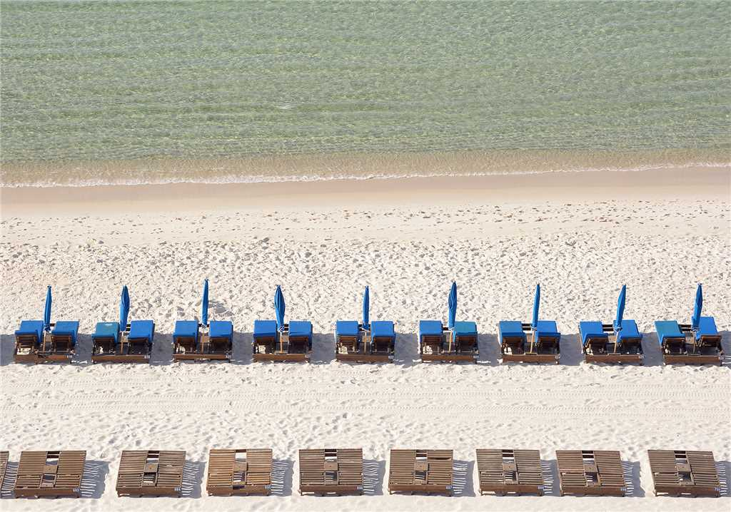 Aqua 1403 3 Bedrooms Beachfront Wi-Fi Sleeps 10 Condo rental in Aqua Resort in Panama City Beach Florida - #32