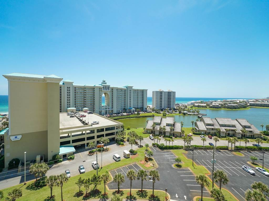 Ariel Dunes I 0910 Condo rental in Ariel Dunes in Destin Florida - #16