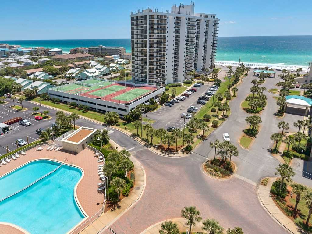 Ariel Dunes I 1208 Condo rental in Ariel Dunes in Destin Florida - #17
