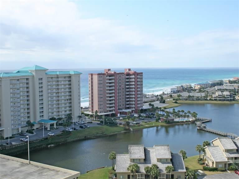 Ariel Dunes I 1506 Condo rental in Ariel Dunes in Destin Florida - #14