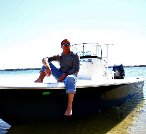 Back Bay Adventures in Panama City Beach Florida