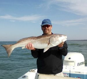 Backwater Guide Service in Apalachicola Florida