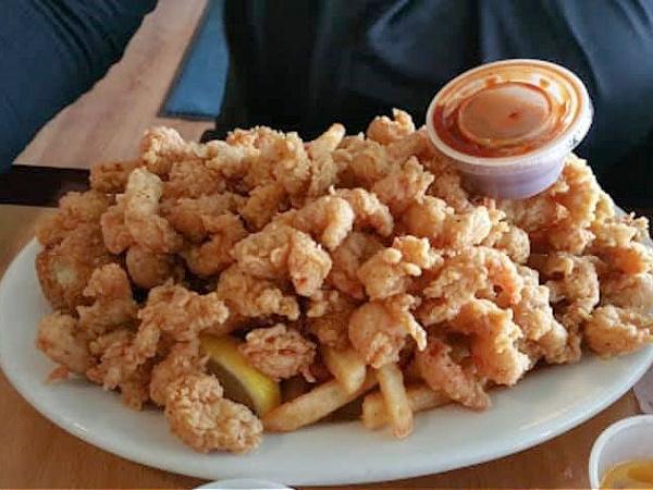 Bahama Bob's Beach Side Cafe in Gulf Shores Alabama