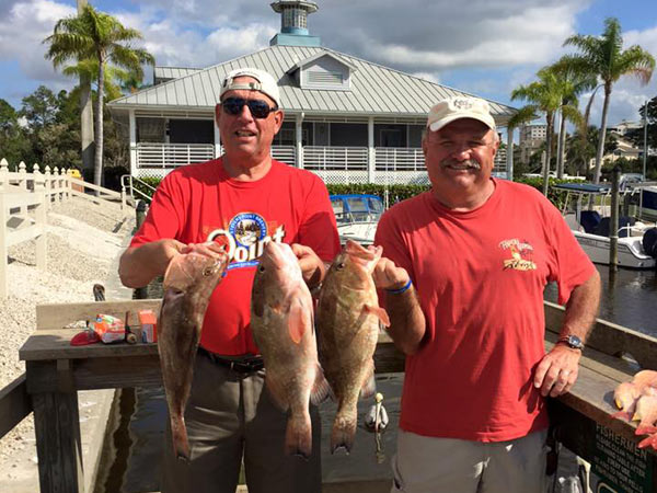 Bahama Joe's Charters in Naples Florida