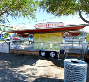 Barefoot B-B-Q in Highway 30-A Florida