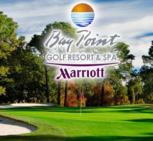Bay Point Resort Golf Club in Panama City Beach Florida