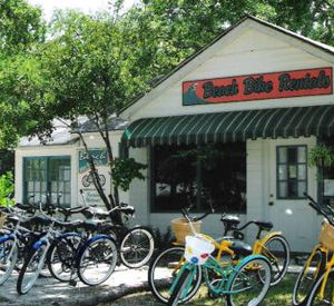 Beach Bike Rentals in Perdido Key Florida
