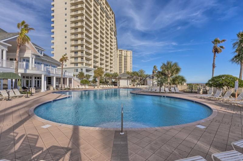 Beach Club Condos Pool Gulf Shores