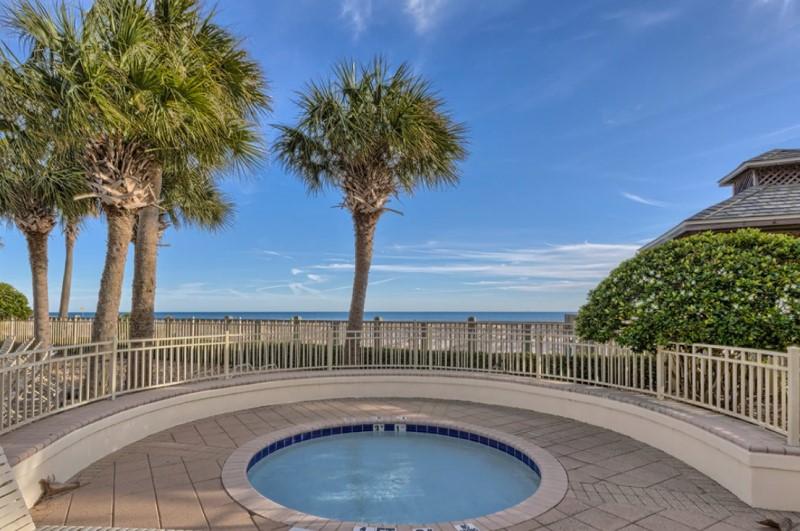 Beach Club Condos Hot Tub SpaGulf Shores