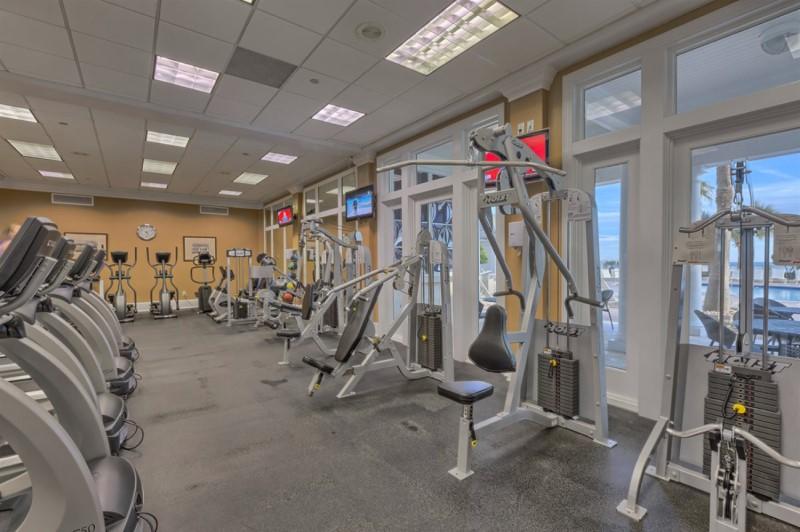 Beach Club Gulf Shores Fitness Center
