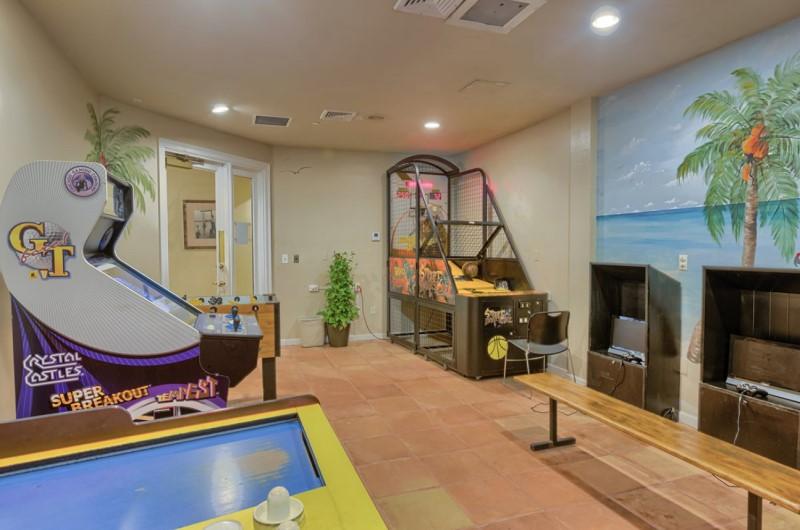 Beach Club Gulf Shores Arcade