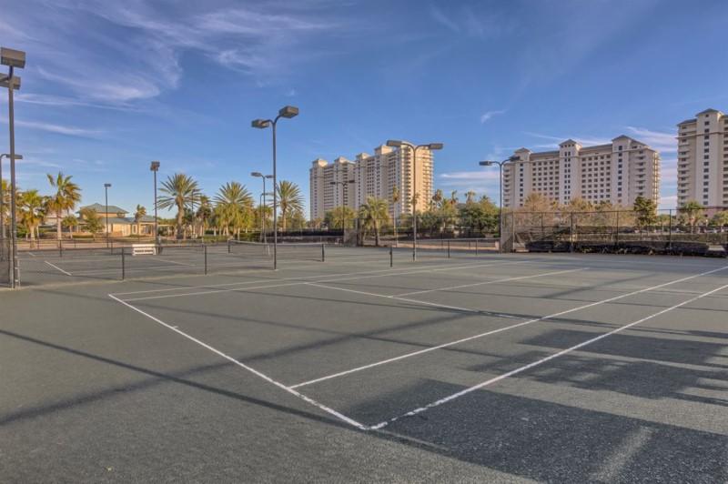 Beach Club Gulf Shores Resort Tennis Courts