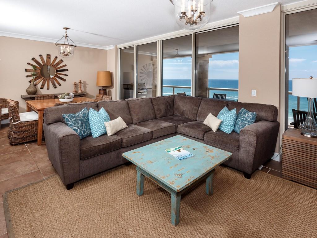 Beach Club - Pensacola Beach 0805 Condo rental in Beach Club Resort and Spa Pensacola in Pensacola Beach Florida - #1