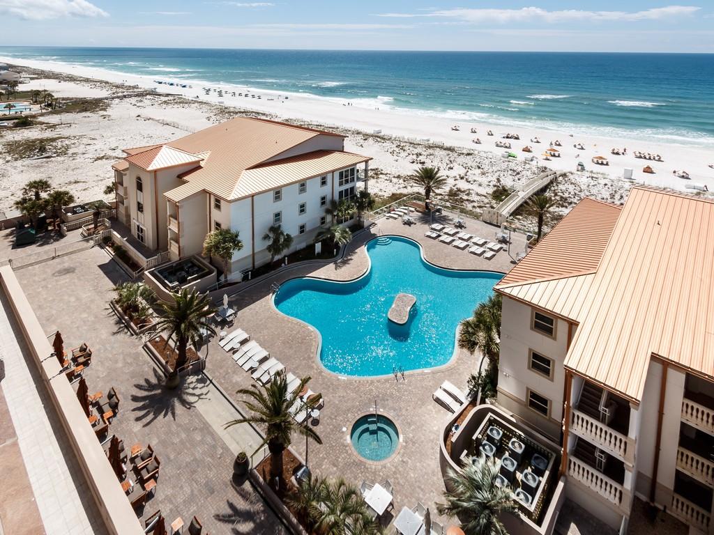 Beach Club - Pensacola Beach 0805 Condo rental in Beach Club Resort and Spa Pensacola in Pensacola Beach Florida - #8