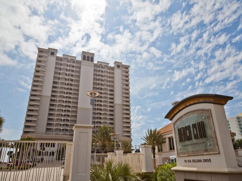 Beach Club - Pensacola Beach 0805 Condo rental in Beach Club Resort and Spa Pensacola in Pensacola Beach Florida - #26