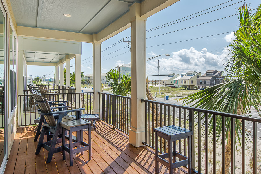 4 Sea-Suns House / Cottage rental in Gulf Shores House Rentals in Gulf Shores Alabama - #21
