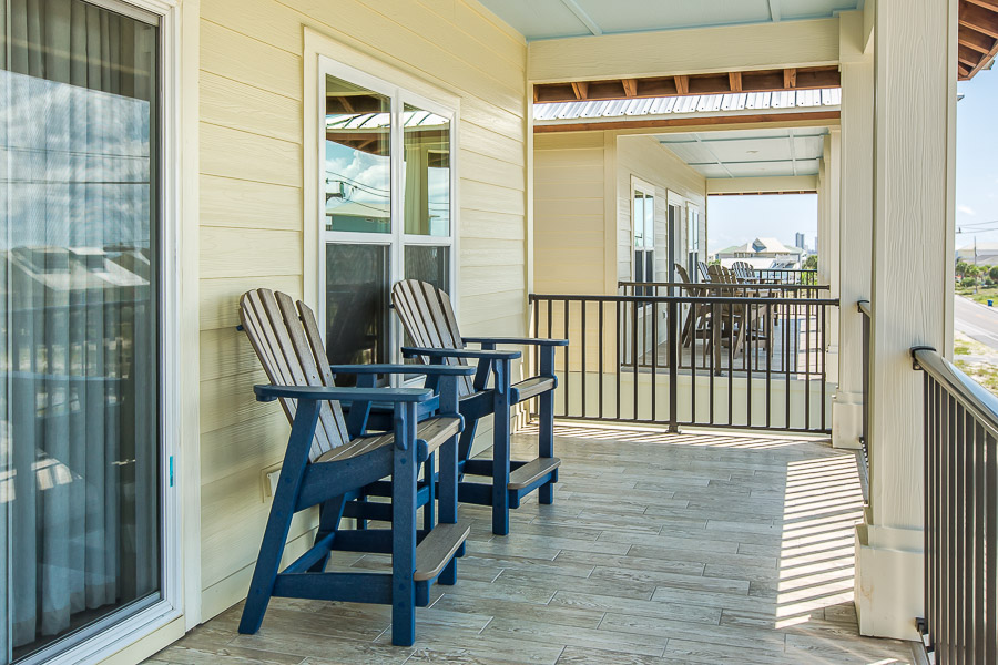 4 Sea-Suns House / Cottage rental in Gulf Shores House Rentals in Gulf Shores Alabama - #22