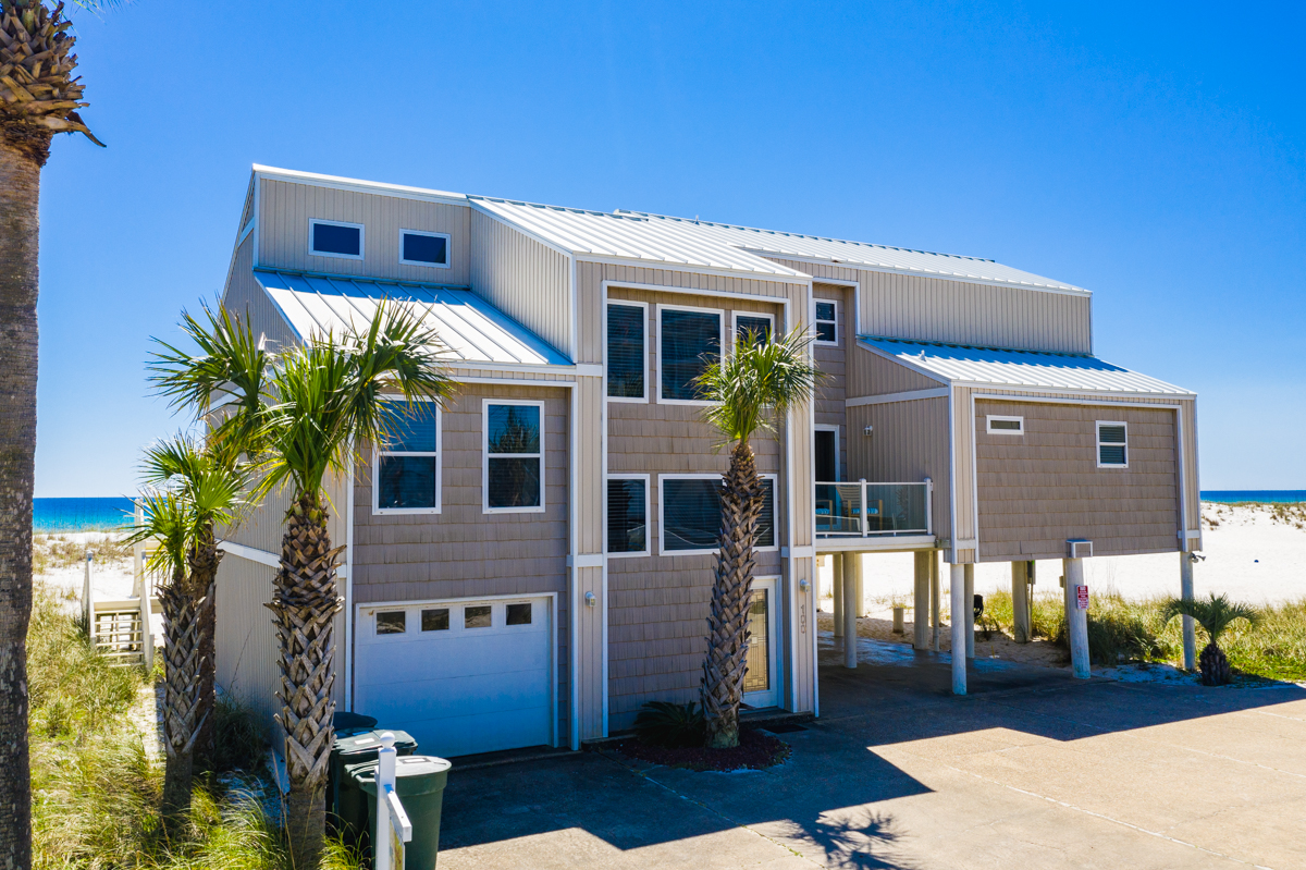 Ariola 100 House/Cottage rental in Pensacola Beach House Rentals in Pensacola Beach Florida - #1