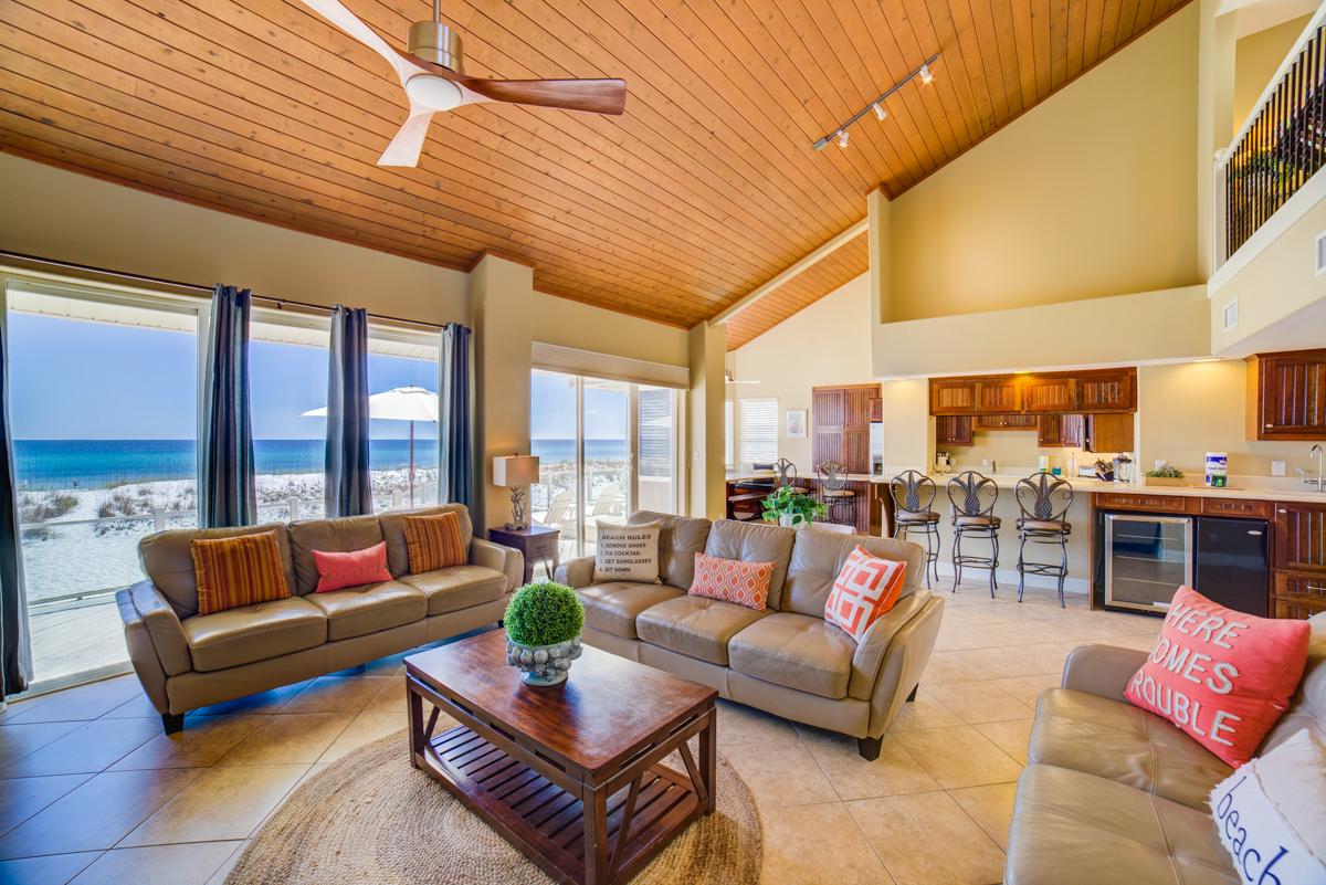 Ariola 100 House/Cottage rental in Pensacola Beach House Rentals in Pensacola Beach Florida - #2