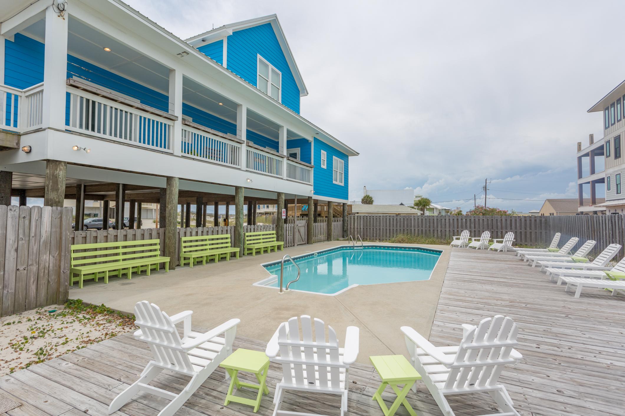 Ariola 1003 - The Starfish House House/Cottage rental in Pensacola Beach House Rentals in Pensacola Beach Florida - #1