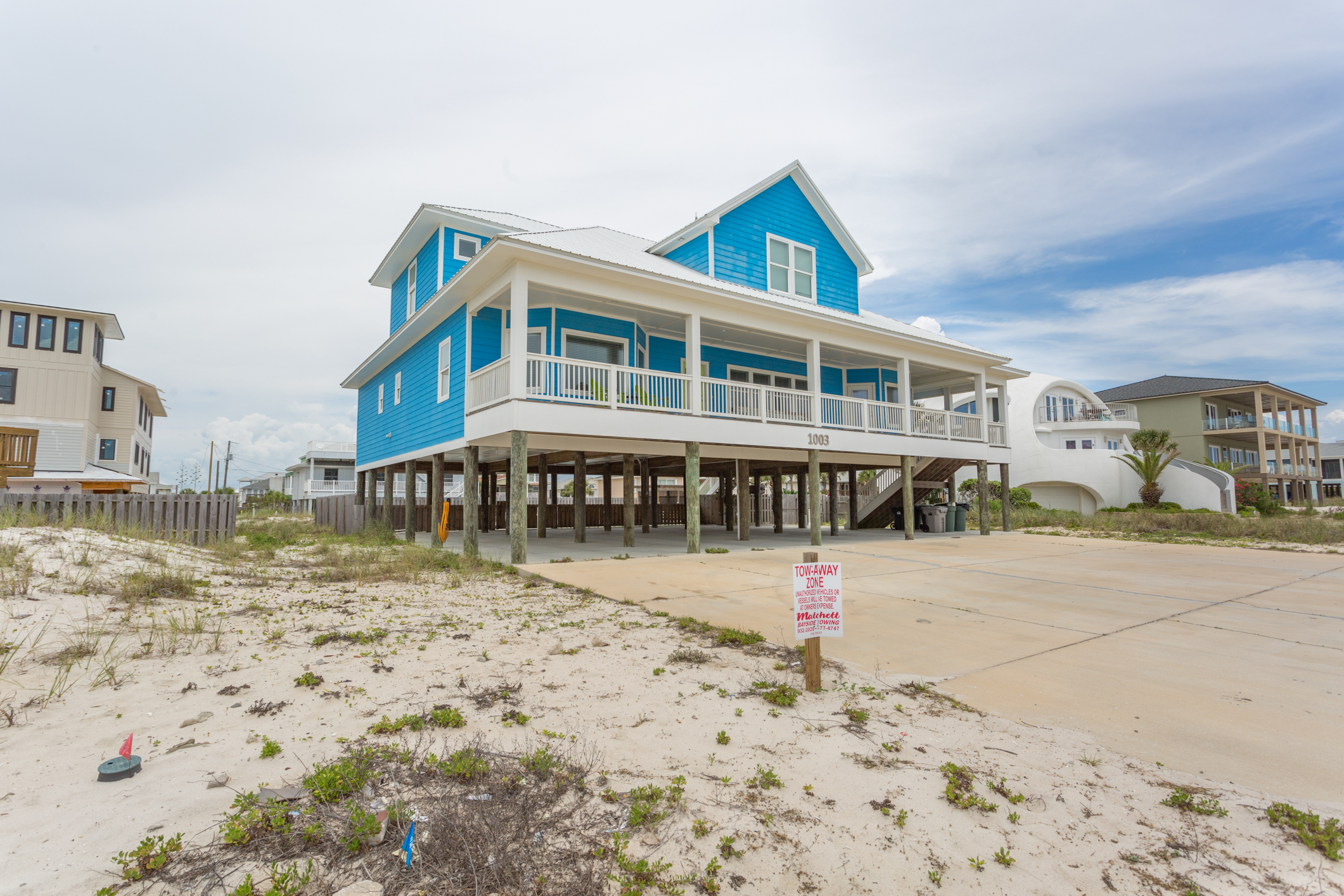 Ariola 1003 - The Starfish House House/Cottage rental in Pensacola Beach House Rentals in Pensacola Beach Florida - #66