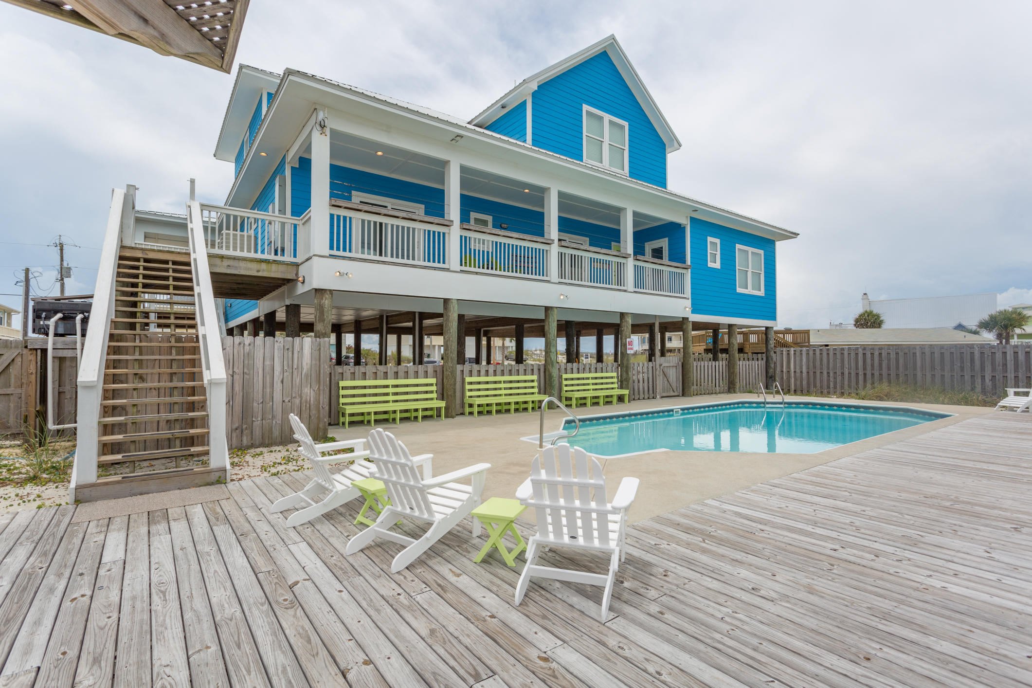 Ariola 1003 - The Starfish House House/Cottage rental in Pensacola Beach House Rentals in Pensacola Beach Florida - #73