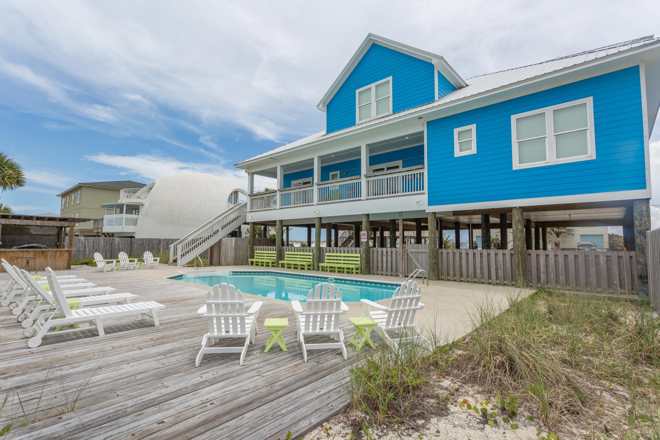 Ariola 1003 - The Starfish House House/Cottage rental in Pensacola Beach House Rentals in Pensacola Beach Florida - #74