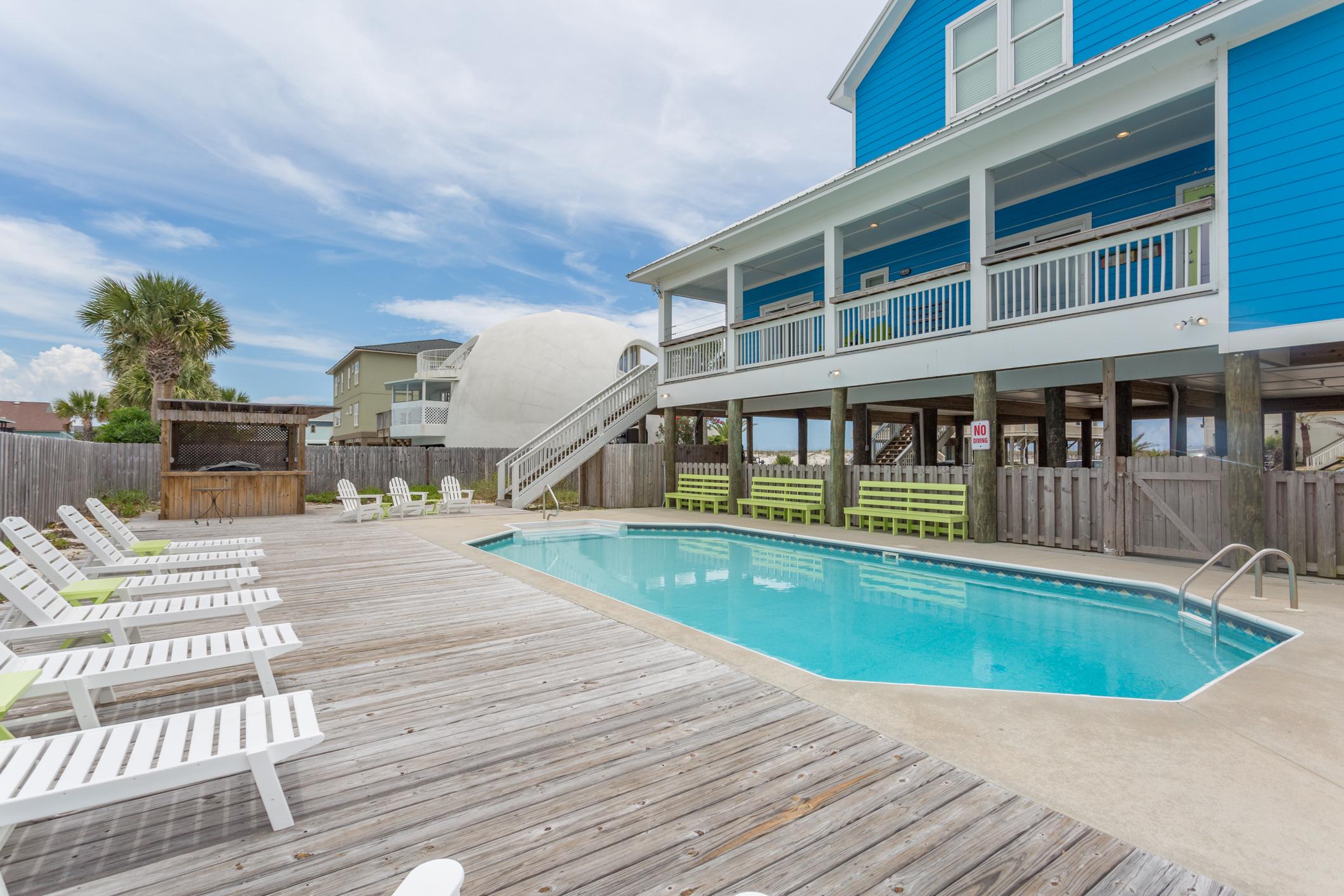 Ariola 1003 - The Starfish House House/Cottage rental in Pensacola Beach House Rentals in Pensacola Beach Florida - #75