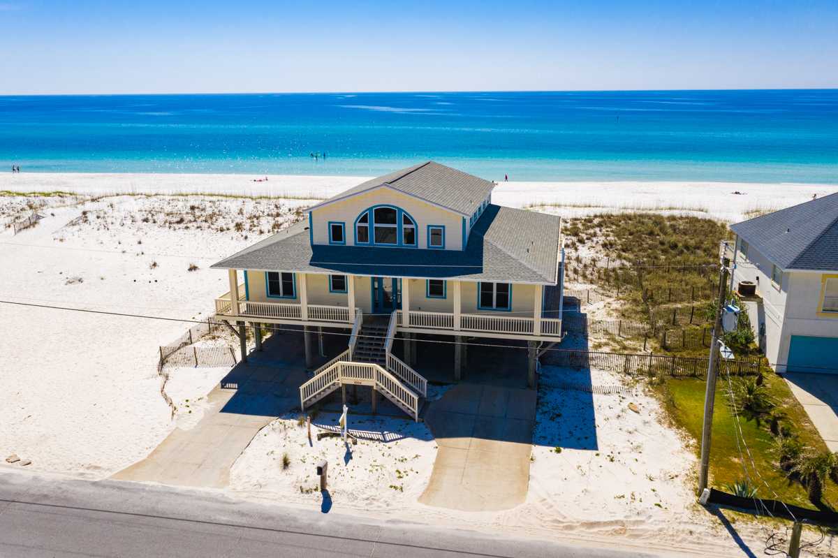 Ariola 1004 House / Cottage rental in Pensacola Beach House Rentals in Pensacola Beach Florida - #1