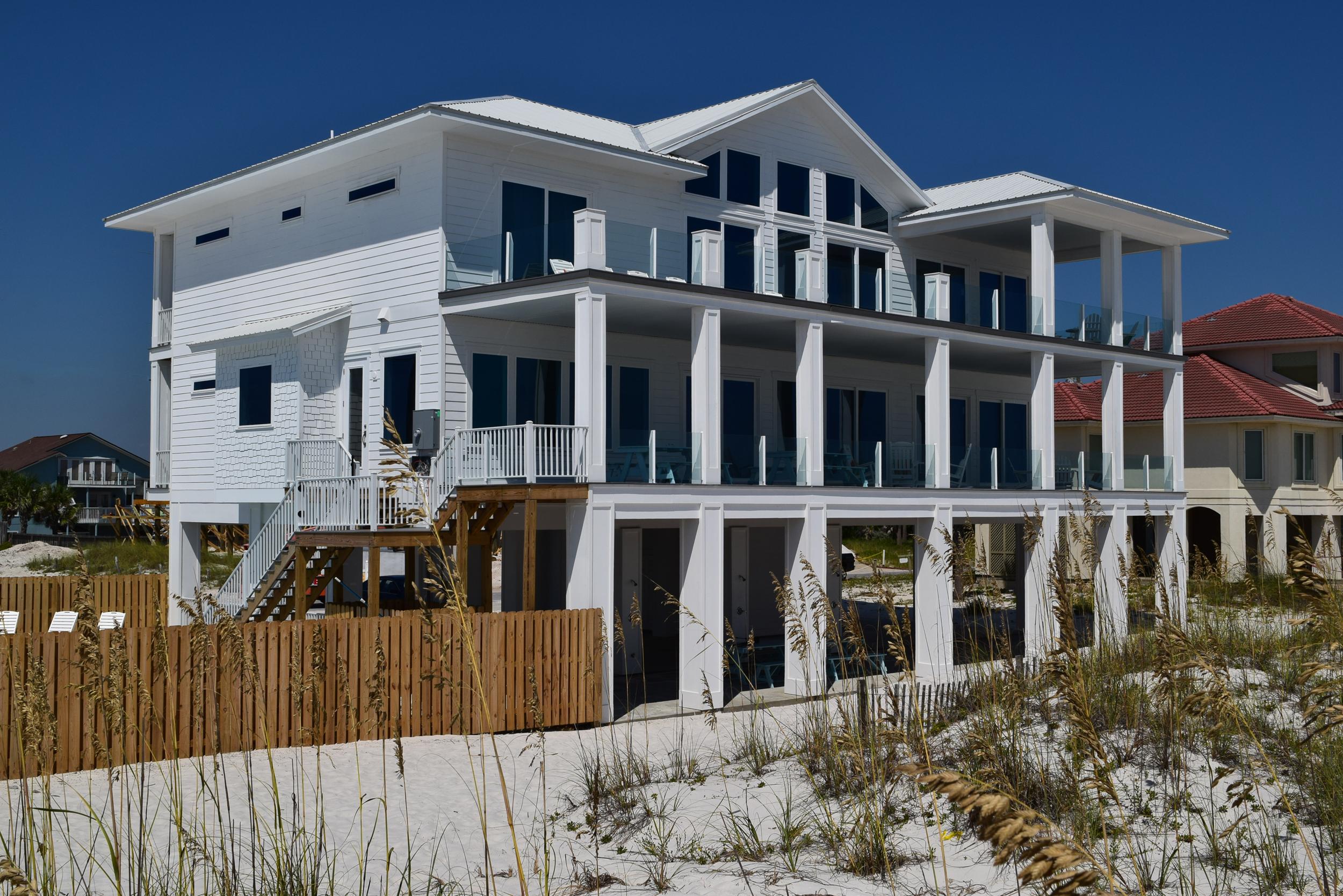 Ariola 1008 House/Cottage rental in Pensacola Beach House Rentals in Pensacola Beach Florida - #1