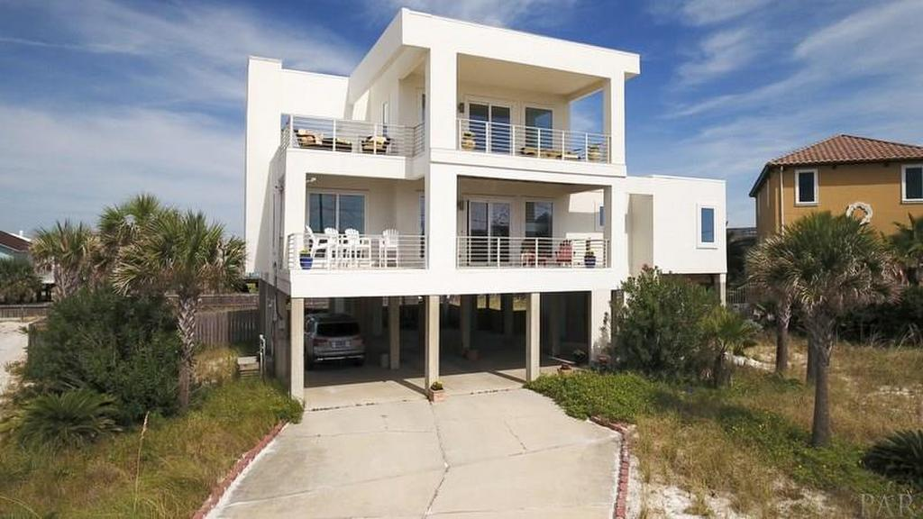 Ariola 1013 - Sunshine Beach House House / Cottage rental in Pensacola Beach House Rentals in Pensacola Beach Florida - #2