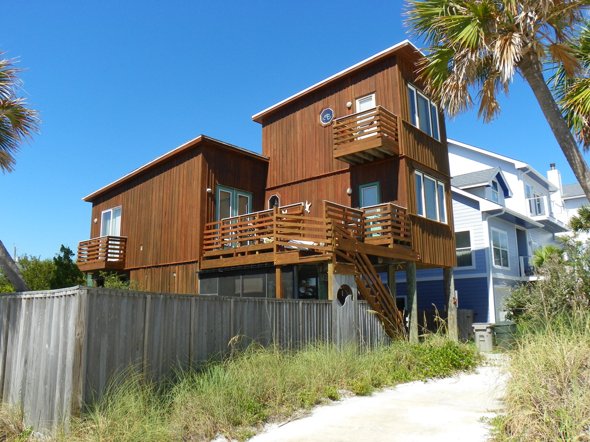 Ariola 107 House / Cottage rental in Pensacola Beach House Rentals in Pensacola Beach Florida - #1