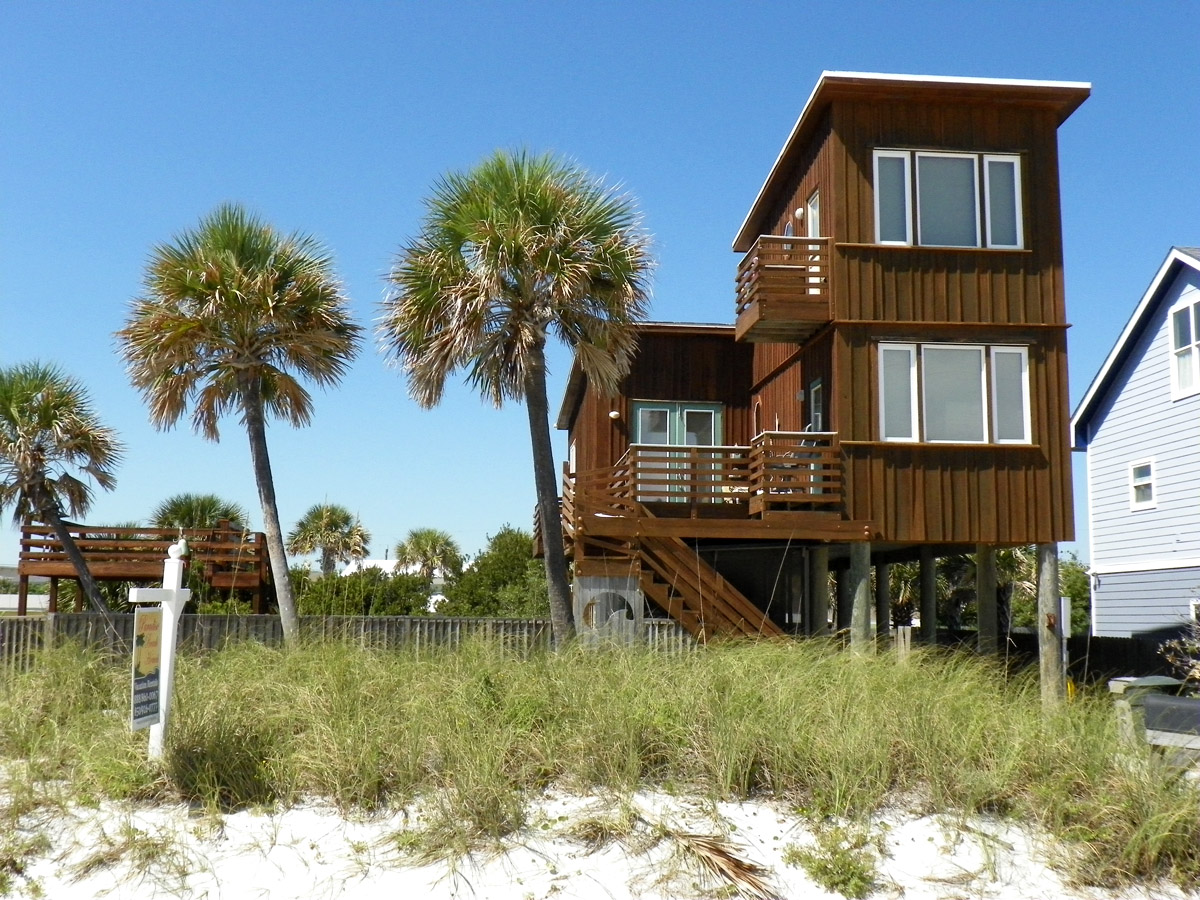 Ariola 107 House / Cottage rental in Pensacola Beach House Rentals in Pensacola Beach Florida - #3