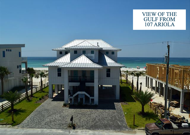 Ariola 107 House / Cottage rental in Pensacola Beach House Rentals in Pensacola Beach Florida - #26