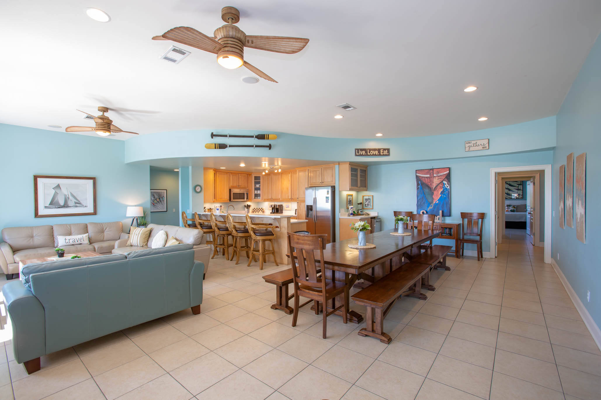Ariola 1101 House / Cottage rental in Pensacola Beach House Rentals in Pensacola Beach Florida - #7