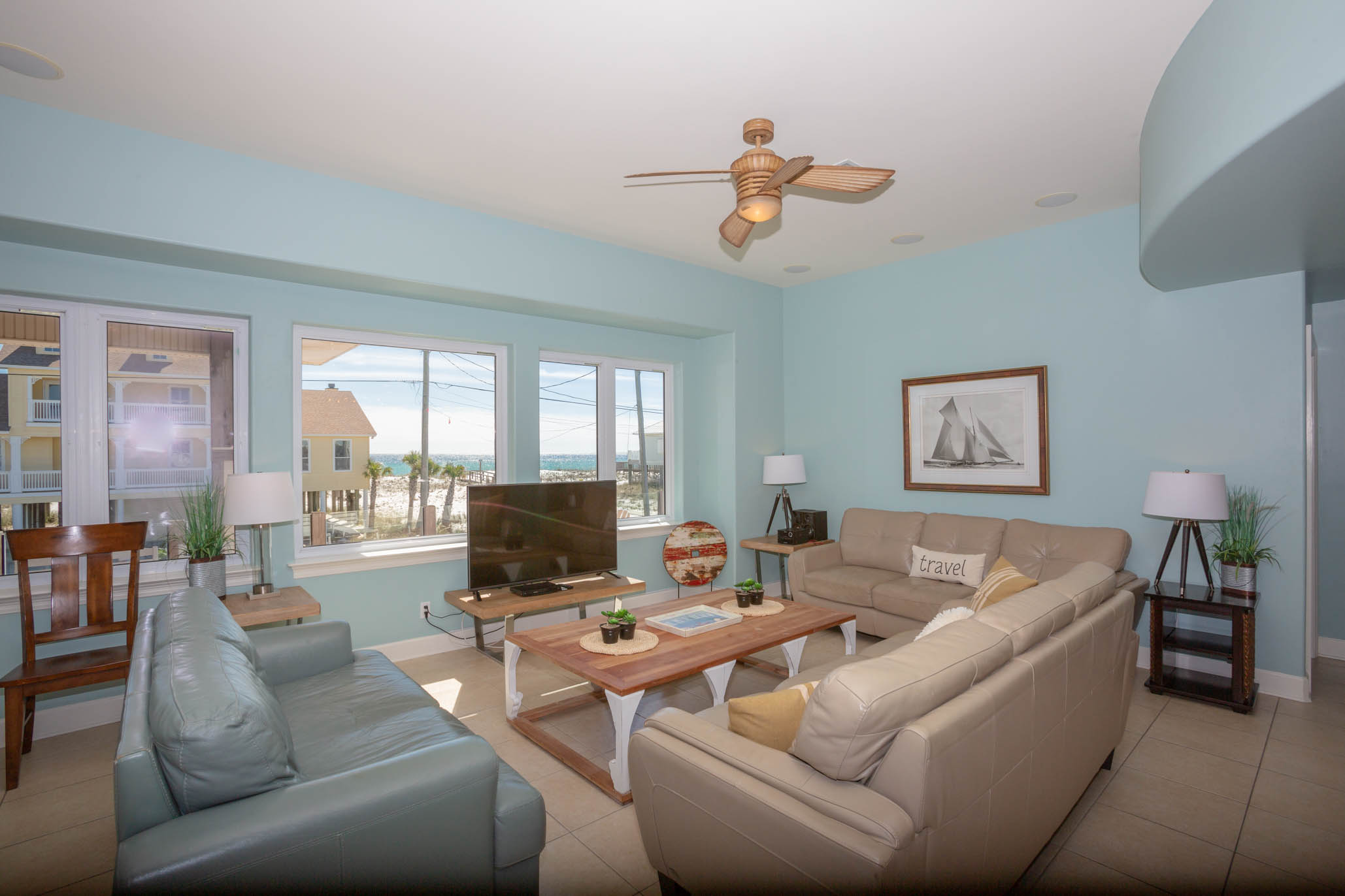 Ariola 1101 House / Cottage rental in Pensacola Beach House Rentals in Pensacola Beach Florida - #9