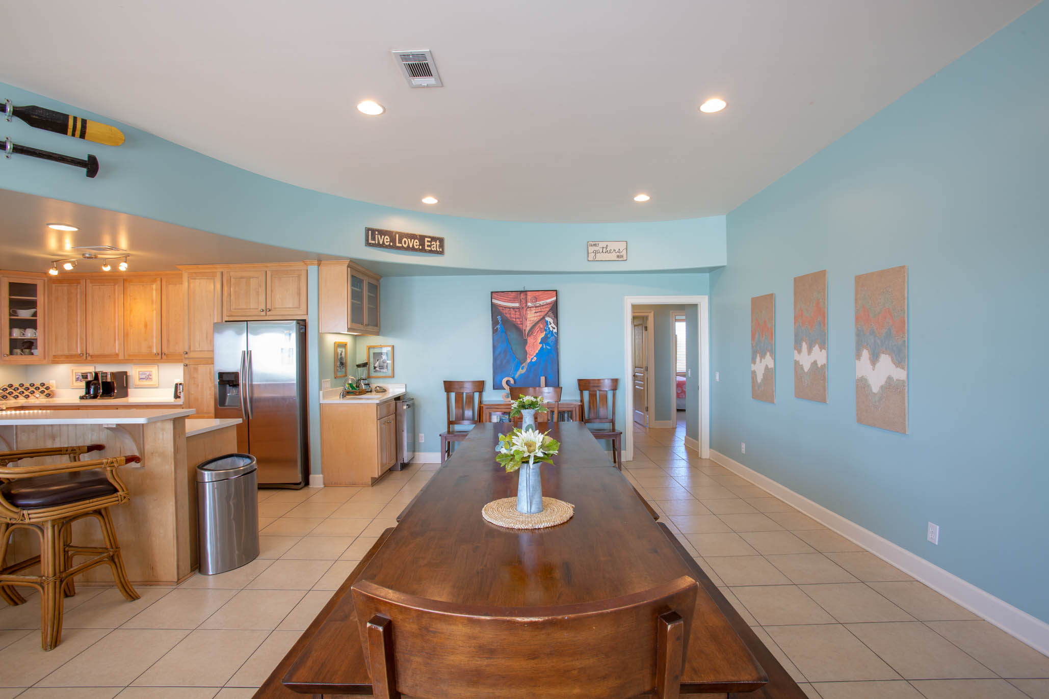 Ariola 1101 House / Cottage rental in Pensacola Beach House Rentals in Pensacola Beach Florida - #12
