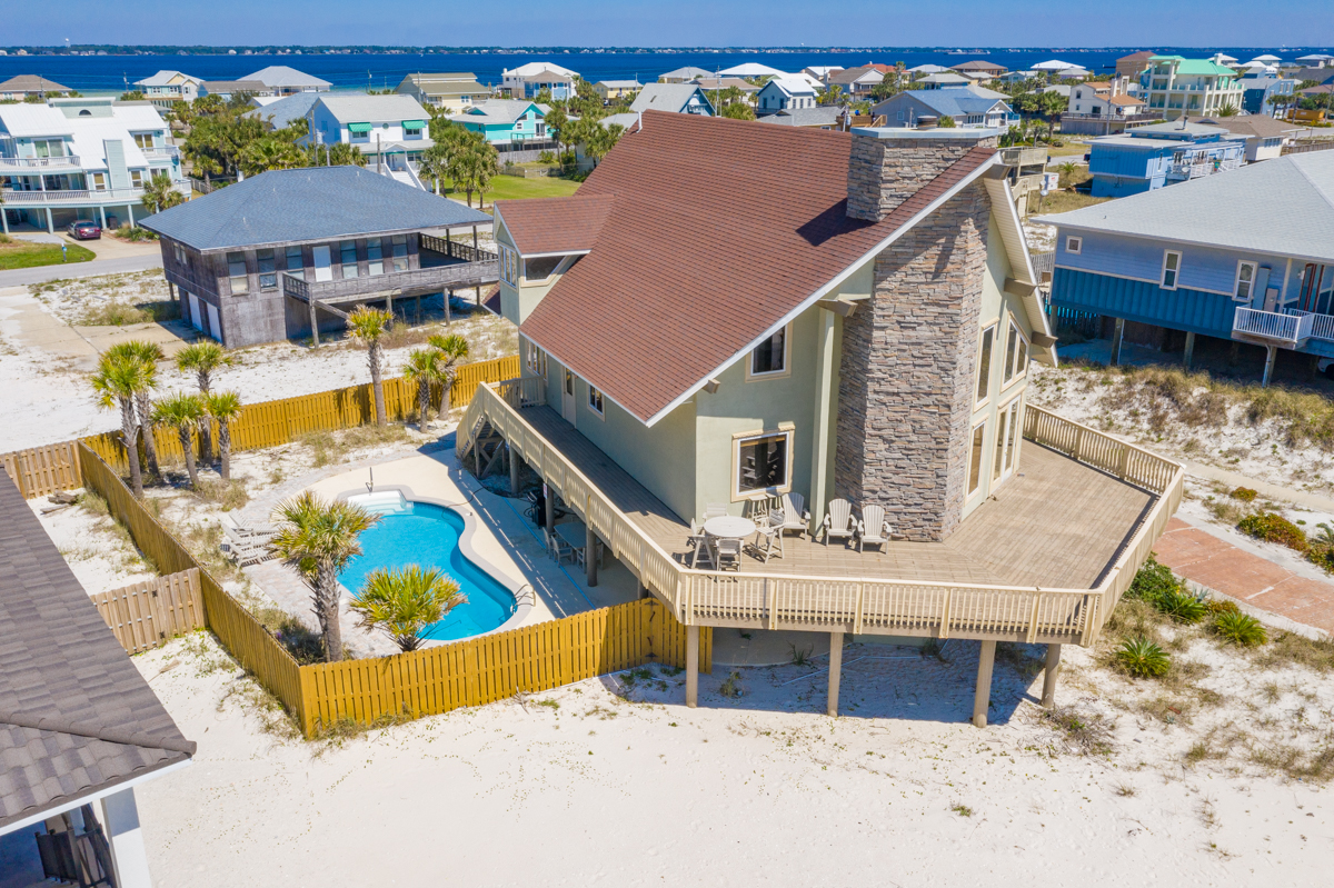 Ariola 1107 House / Cottage rental in Pensacola Beach House Rentals in Pensacola Beach Florida - #1