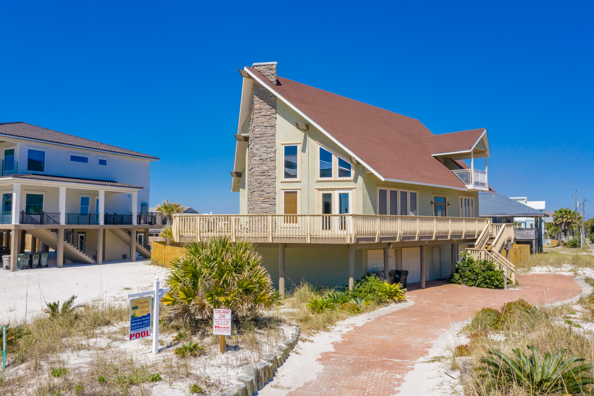 Ariola 1107 House / Cottage rental in Pensacola Beach House Rentals in Pensacola Beach Florida - #3
